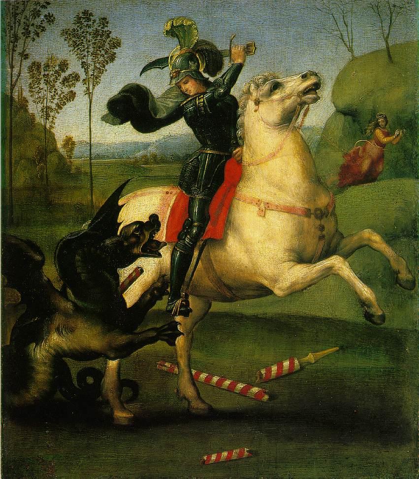 San Giorgio (Raffaello)